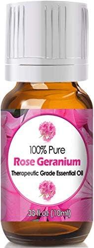 Top 10 Best essential oil rose geranium Reviews
