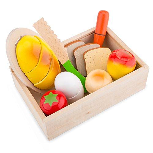 New Classic Toys - Spielzeug-Lebensmittel in Breakfast