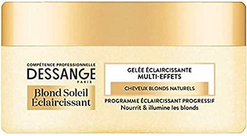 Dessange - Gelée Éclaircissante Multi-Effets - Pour Cheveux Blonds Naturels - 150 ml