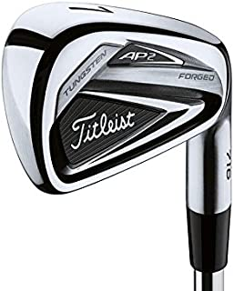 Titleist 716 AP2 Iron Set 4-PW GW Dynamic Gold AMT S300 Steel Stiff Right Handed 38.0in