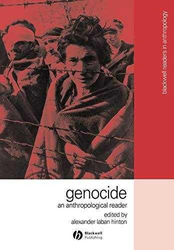 Genocide: An Anthropological Reader