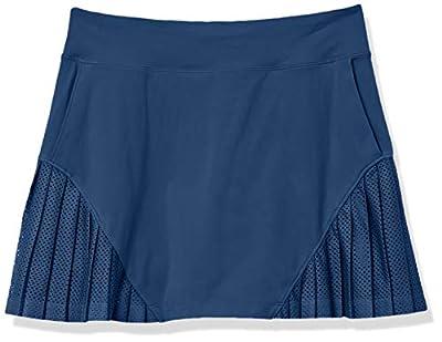 Under Armour Women's Links Knit Mesh Skort, Academy (408)/Academy, X-Small