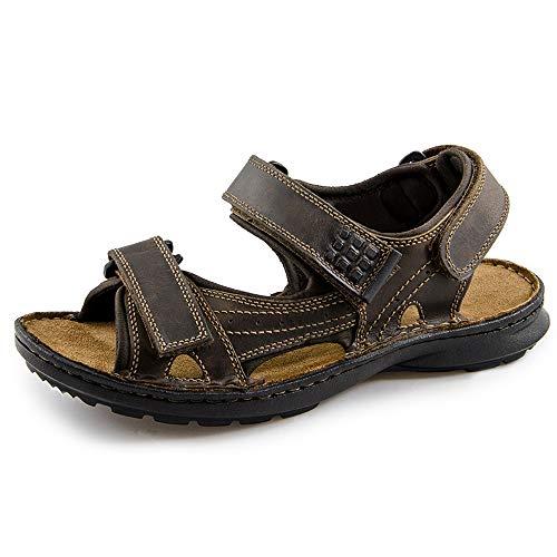 Marc Shoes Metro, Scarpe da Escursionismo Uomo, Marrone, 42 EU