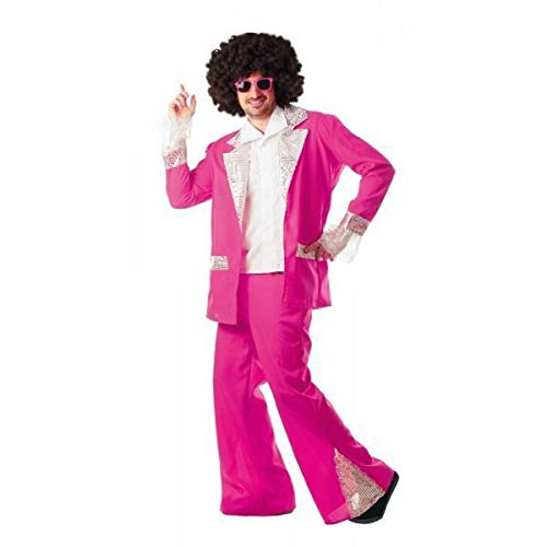 Party Pro 865091822 Costume Forever Rose Fushia