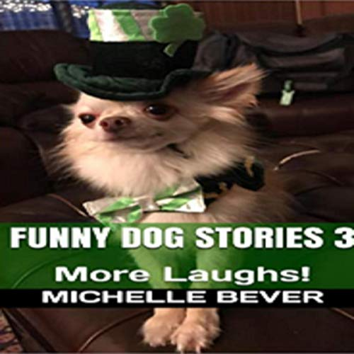 Funny Dog Stories 3 audiobook cover art