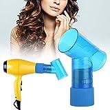 Difusor de secador de pelo Difusor de secador de pelo resistente al calor seguro para hombres y mujeres para uso doméstico(blue)