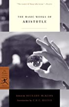 Basic Works of Aristotle (Modern Library) by Aristotle (5-Oct-2001) Paperback