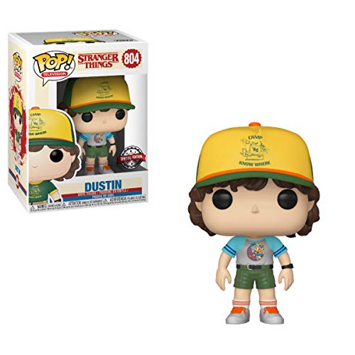 Funko Pop! Television Stranger Things 804 Dustin Only at Walmart