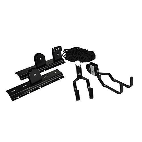 FISCHER Fahrradlift | Tragkraft 20 kg | Fahrradhalterung | Deckenmontage | Fahrradaufhängung