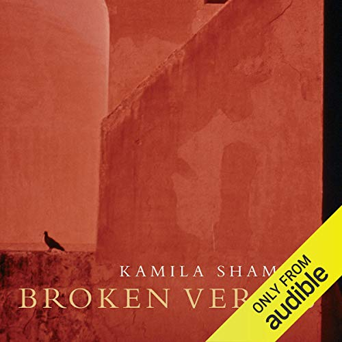 Broken Verses cover art