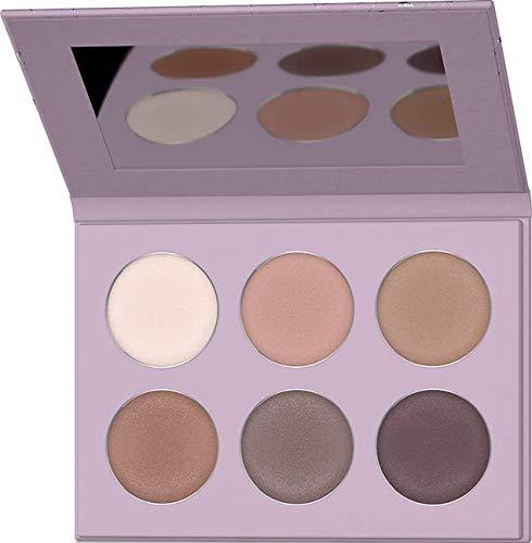 lavera Mineral Eyeshadow Selection -Blooming Nude 01- ∙ Vegan ∙ Naturkosmetik ∙ Natural Make-up ∙ Bio Pflanzenwirkstoffe ∙ 100% natürlich 4er Pack(4 x 1 Stück)