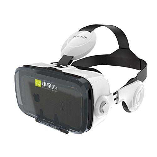 Vr Machine Jeux de réalité virtuelle Lunettes 3D intelligentes Casque Casque Intégré Audiovisuel ( Color : Noir )