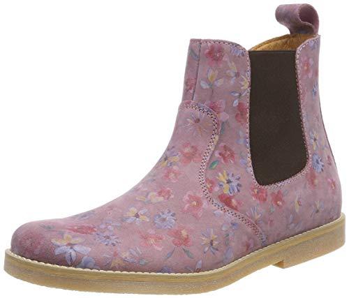 Froddo Mädchen Girls G3160081-4 Chelsea Boots, Pink (Lila+ I67), 31 EU