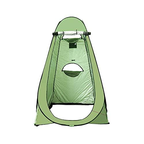 JLKDF Camping ToileTent Ducha emergente PrivacTent para Cambiar al Aire Libre Vestir Pesca Bañarse Almacenamiento RooTents, Portátil con Bolsa de Transporte