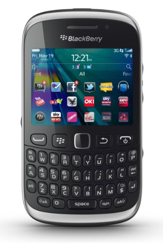 BlackBerry Curve 9320 - Móvil libre (pantalla de 2,44' 320 x 240, cámara 3.15...