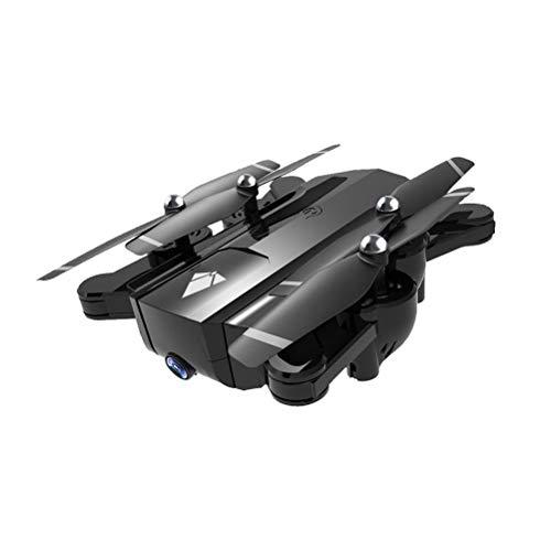 YAYY Drohne Kinder,Mini Drohne,Drohne mit Kamera Quadrocopter Bildschirm Live übertragung 130° Weitwinkel Follow Me Höhe-Halten Headless Modus für Actionkamera, Anfänger und Experte, White