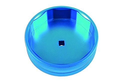 Laser 6790 filtre à huile Cup Clé à douille 1/10,2 cm D, 76 mm x 8 flûtes