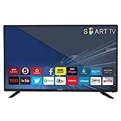 eAirtec 102 cm (40 inches) HD Ready Smart LED TV 40DJSM (Black) (2020 Model),Airtec Electrovision Pvt. Ltd.,40DJ Smart