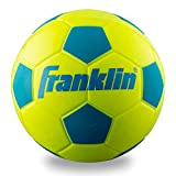Franklin Sports Foam Soccer Ball - Perfect for Practice and Backyard Play - Best for First-Time Play and Small Kids - 6.5 inches
