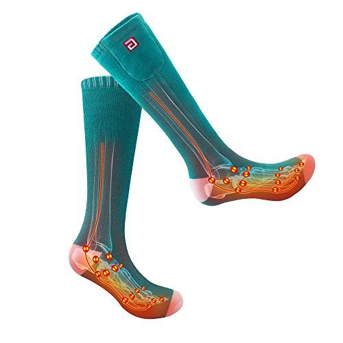 Daintymuse Battery Heated Socks