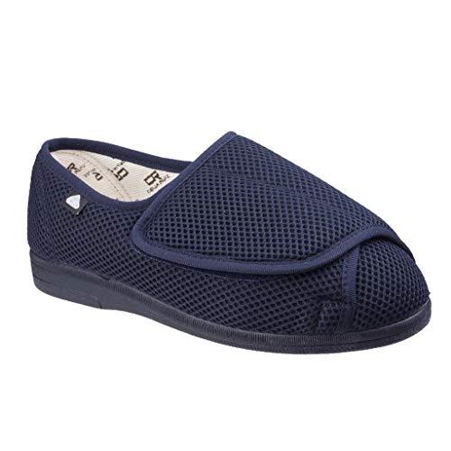 Chaussures en toile Mirak Celia Ruiz 300 pour femme (41 EUR) (Bleu marine)