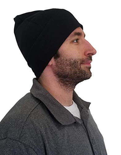 Gen-El Shielded Beanie RF Protection on Your Head! (Black)