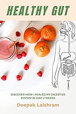 HEALTHY GUT: Discover How I healed my digestive system in just 2 weeks