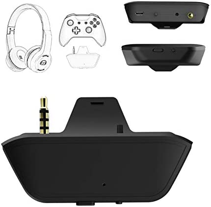 Uberwith Bluetooth Xbox one Transmitter Dongle Stereo Headset Audio Adapter for Xbox One X S product image