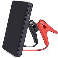 Car Jump Starter, 400A Peak 12V 20000mAh Portable Auto Power Bank Car Battery Booster External Batte...