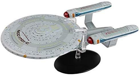 Star Trek - die offizielle Raumschiffsammlung - U.S.S. Enterprise NCC-1701-C (Länge: 25cm)
