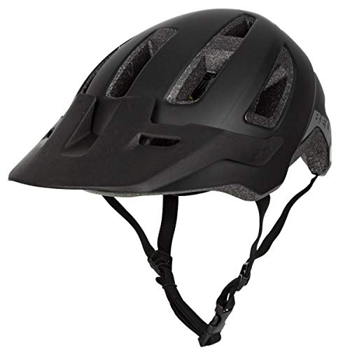 BELL Nomad MIPS, Casco da Bicicletta MTB Uomo, Nero Opaco/Grigio, Taglia unica