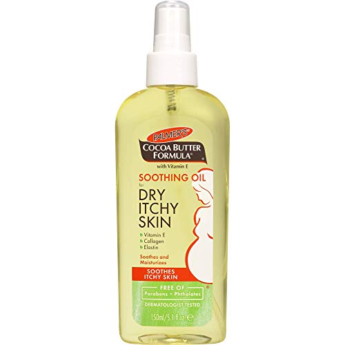 PALMERS COCOA BUTTER FORMULA SOOTHING OIL DRY/ITCHY SKIN 150 ml 4050