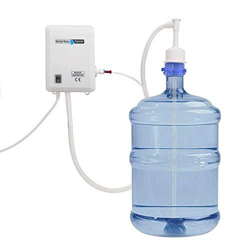 DC House waterpomp in fles, 1 gal/min, pompsysteem, waterverdeling, in fles met 40 lb/po2, met PE-slang met 20 voeten