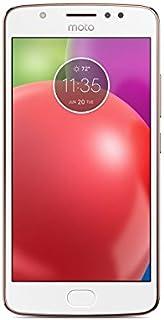 """Motorola Moto E4 - Smartphone Libre de 5"""" HD, 2.800 mAh de batería, cámara de 8 MP, 2 GB de RAM + 16 GB de Almacenamiento,..."""