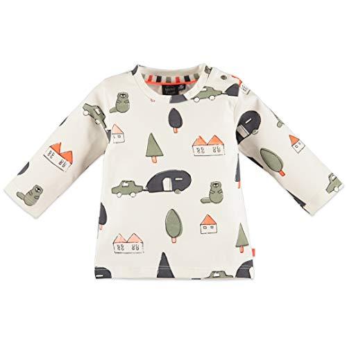 Babyface Boys Shirt 0127610, Fb. Off White (Gr. 56)