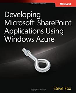 Developing Microsoft SharePoint Applications Using Windows Azure (Developer Reference)