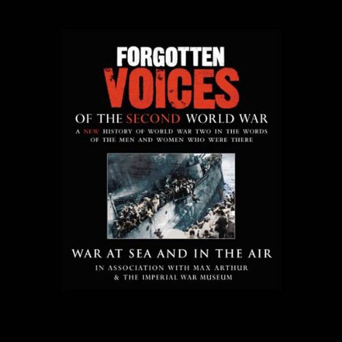 War at Sea and in the Air cover art