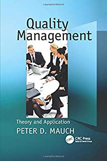Quality Management: Theory and Application