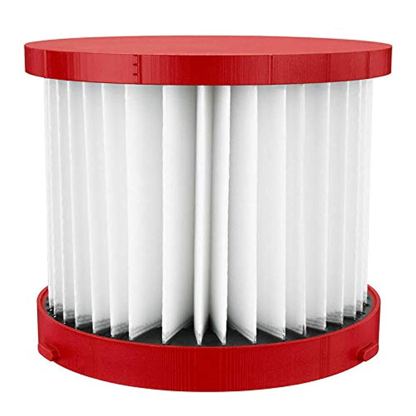 SODIAL Hepa Filter for Milwaukee 49-90-1900 Wet/Dry Vac 0780-20/0880-20 Vacuum Cleaner Parts