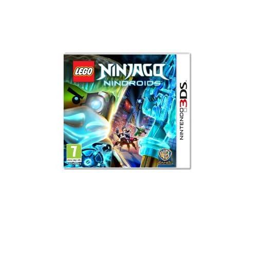 LEGO Ninjago Nindroids (Nintendo 3DS) - [Edizione: Regno Unito]