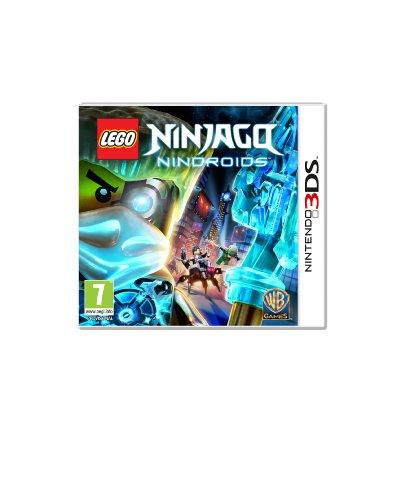 LEGO Ninjago Nindroids (Nintendo 3DS) [UK IMPORT]