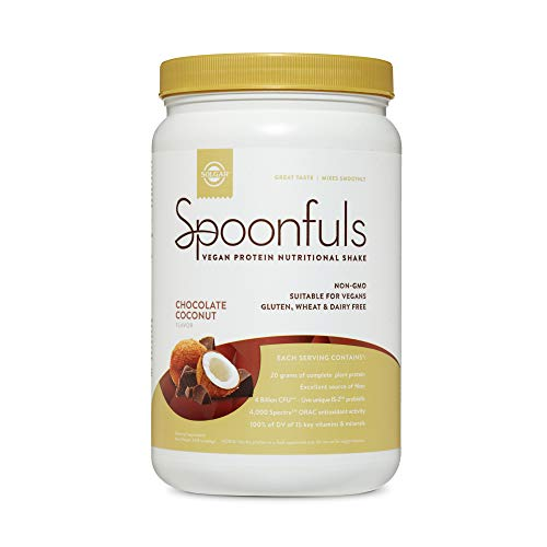 Best Solgar Vegan Protein Powders