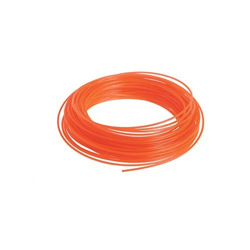 Ryobi RAC100 RAC100-Hilo de Corte Universal (1,2 mm, 15 m) Color Naranja