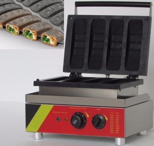 NP-525 Electric Waffle Machine Belgian Waffle Baker (110V)