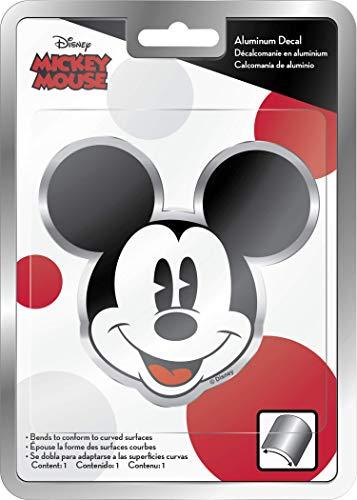 Chroma 41714 Mickey Mouse Aluminum Decal