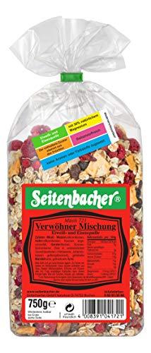 Seitenbacher Müsli Verwöhner Mischung Eiweiß- und Eisenquelle, 750 g
