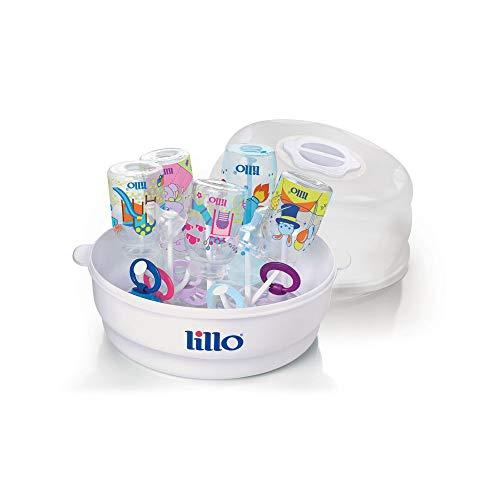 Esterilizador de Mamadeira para Microondas - Lillo, Branco
