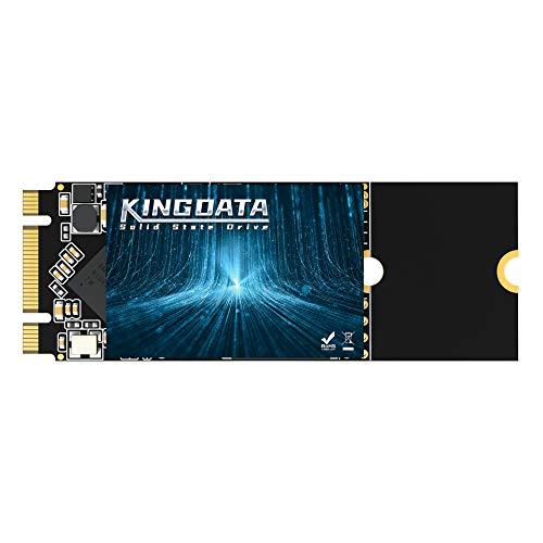 Kingdata SSD M.2 2260 120GB Internal Solid State Drive High-Performance Hard Drive for Desktop Laptop SATA III 6Gb/s (120GB, M.2 2260)