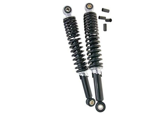 Stoßdämpfer 320mm Ersatzteil für/kompatibel mit Hercules Sachs Mofa Prima M 2 3 4 5 und Optima P3 HR MF