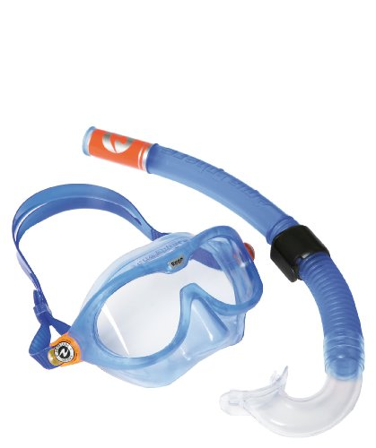 Aqua Lung Kinder Maske & Schnorchel Set- Reef Dx + Air Dx, black, 109610